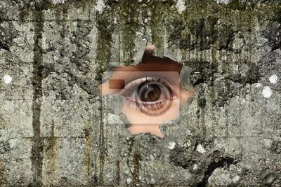 A través de Look