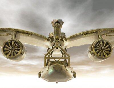 Cuadro aeronave