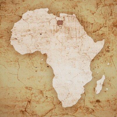 Cuadro África