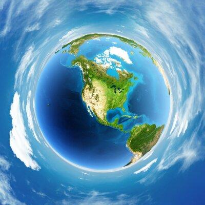 Cuadro Alivio real Globe