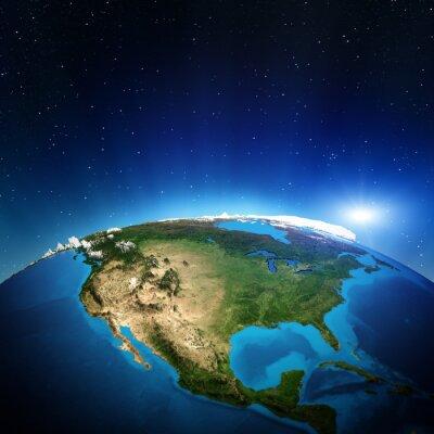 Cuadro América del Norte