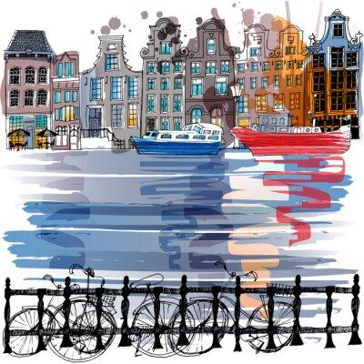 Cuadro Ámsterdam