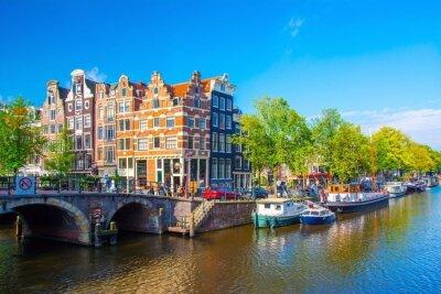 Cuadro Amsterdam Países Bajos