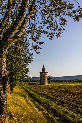 Ancien moulin près de Aix-en-Provence