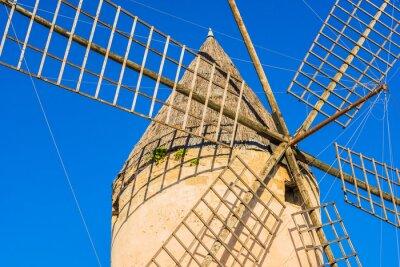 Cuadro Antiguo molino de viento