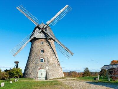 Antiguo molino de viento, Europa