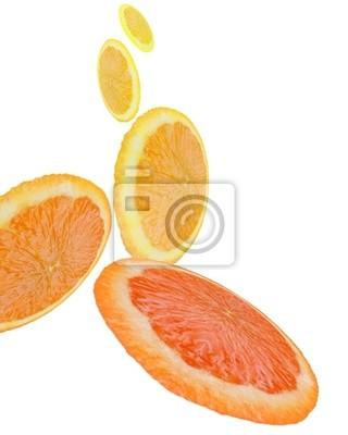 Cuadro arancia