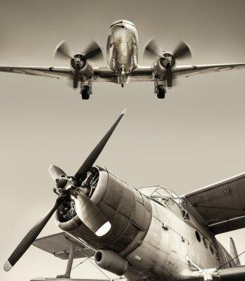 Cuadro avión