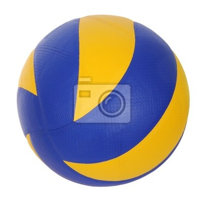 Azul amarillo bola voleibol oscuro pinturas para la pared cuadros jpg  400x394 Bola voleibol cb9b069118857
