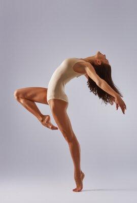 Cuadro bailarina bailarina