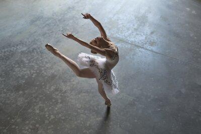 Cuadro Bailarina en el interior
