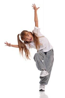 Cuadro Baile de la niña