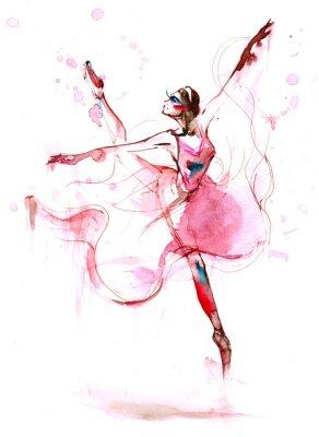 Cuadro ballet