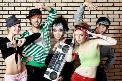 banda de hip-hop