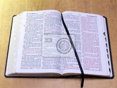 Biblia Abierta Con La Cinta Pinturas Para La Pared Cuadros Rv
