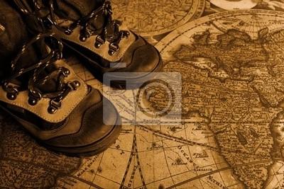 botas de época