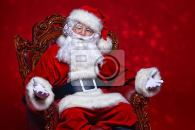 bueno viejo Papá Noel