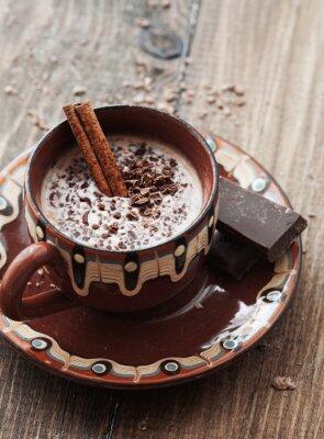 Cuadro Cacao y chocolate