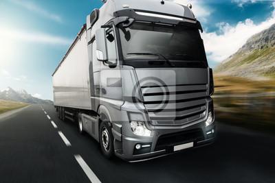 Cuadro Camión Moderno