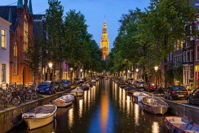 Cuadro Canales de Amsterdam