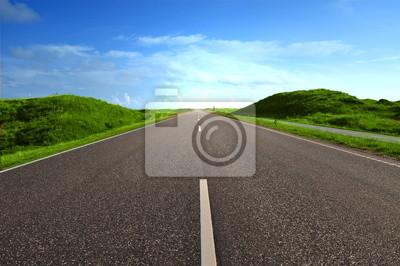 Cuadro carretera