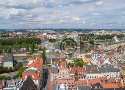 casco antiguo, Wroclaw, Polonia