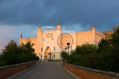 castillo real, Lublin, Polonia