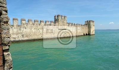 Castillo Scaligero, Sirmione, Italia
