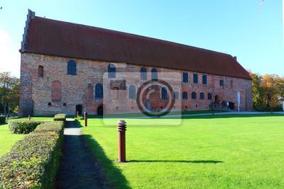 Castillo viejo en Dinamarca