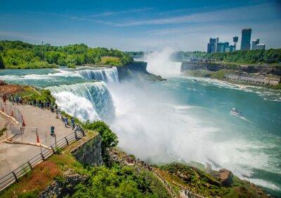 Cuadro Cataratas del Niagara