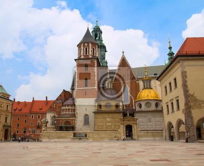 Catedral de Wawel en Cracovia, Polonia