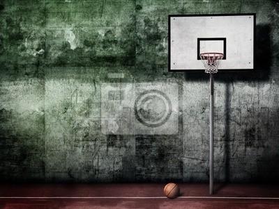 Cesta del baloncesto