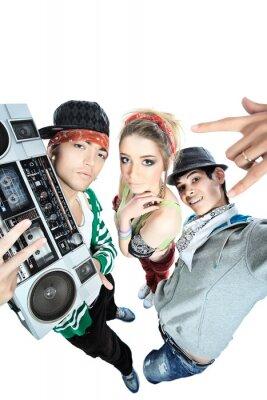 chicos del hip-hop