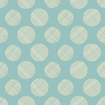 Cuadro Círculos transparentes ornamento abstracto