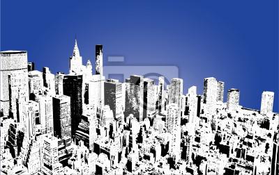 Cuadro ciudad