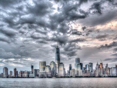 Cuadro Ciudad de Nueva York el 04 de julio 201