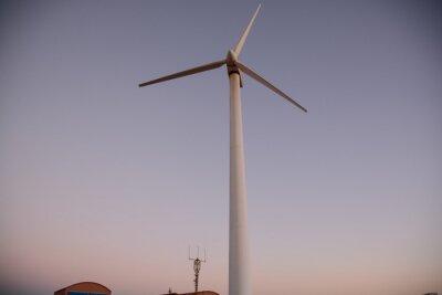 Classic Vintage Windmill , digitally created photo image