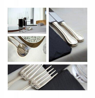 Cuadro Cocina, Gastronomía, restaurante, repas, alimento, plat, menú