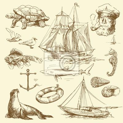 colección náutica