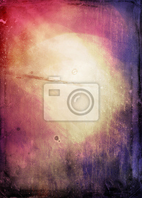 Cuadro colorful grunge background