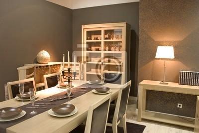 Comedor pinturas para la pared • cuadros remodelación, comedor ...