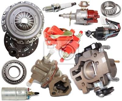 Conjunto de piezas de repuesto para automóviles