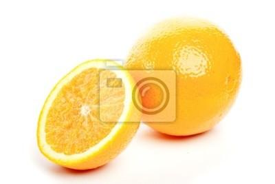 cortar naranja