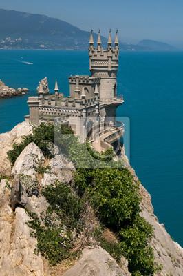 Cuadro Crimea - Castillo de la jerarquía del trago