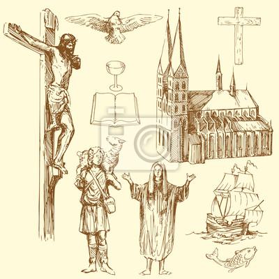 cristianismo, religión