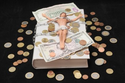 Cristo y Dinero
