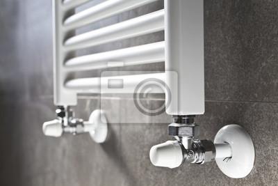Calentadores Para Cuartos De Bano.Cuarto De Bano Calentador De Cerca Pinturas Para La Pared