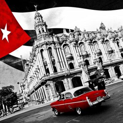 Cuadro Cuba (n & b)