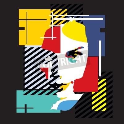 Cuadro Cubismo