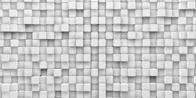 Cuadro Cubos de fondo